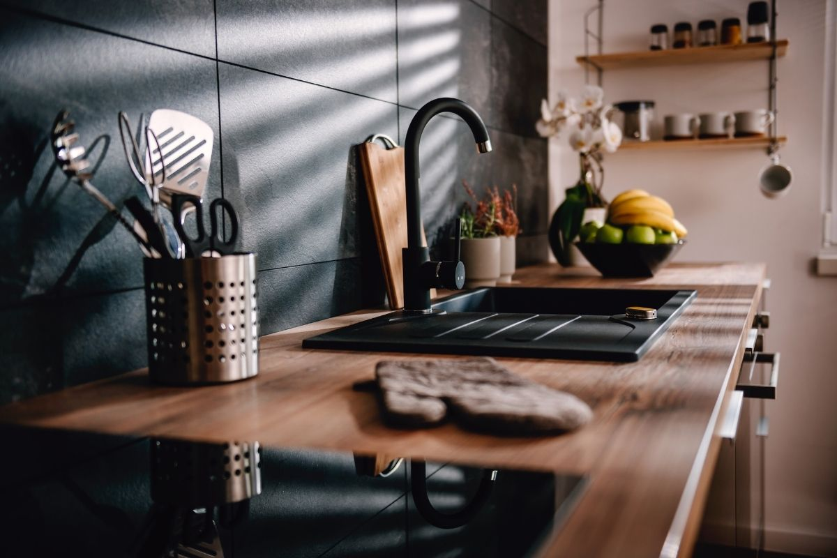 Decorating the Kitchen with Decals